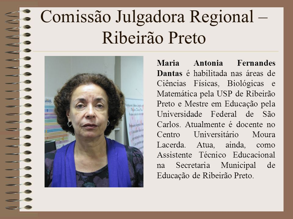 Comissão Julgadora Regional – Ribeirão Preto