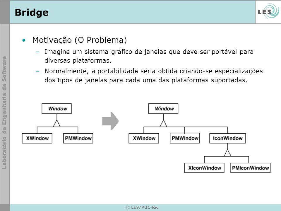 Bridge Motivação (O Problema)