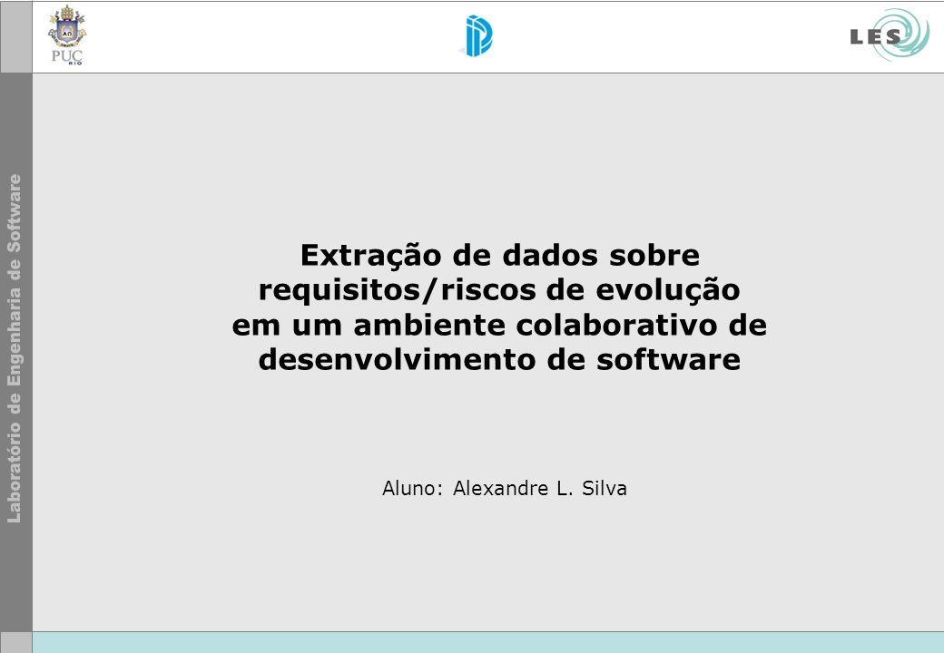 Aluno: Alexandre L. Silva