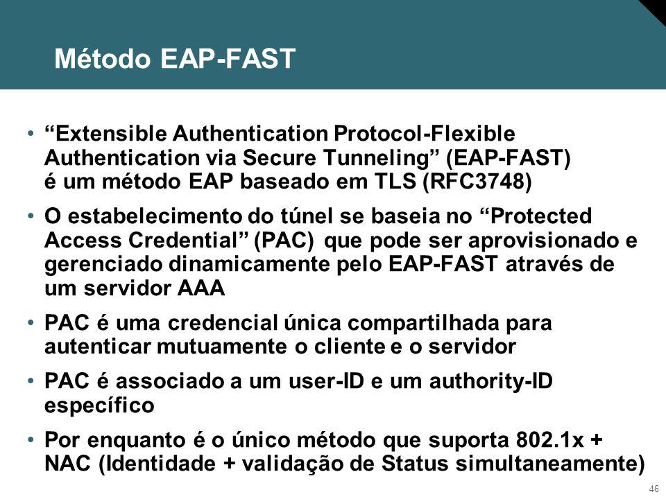 Método EAP-FAST