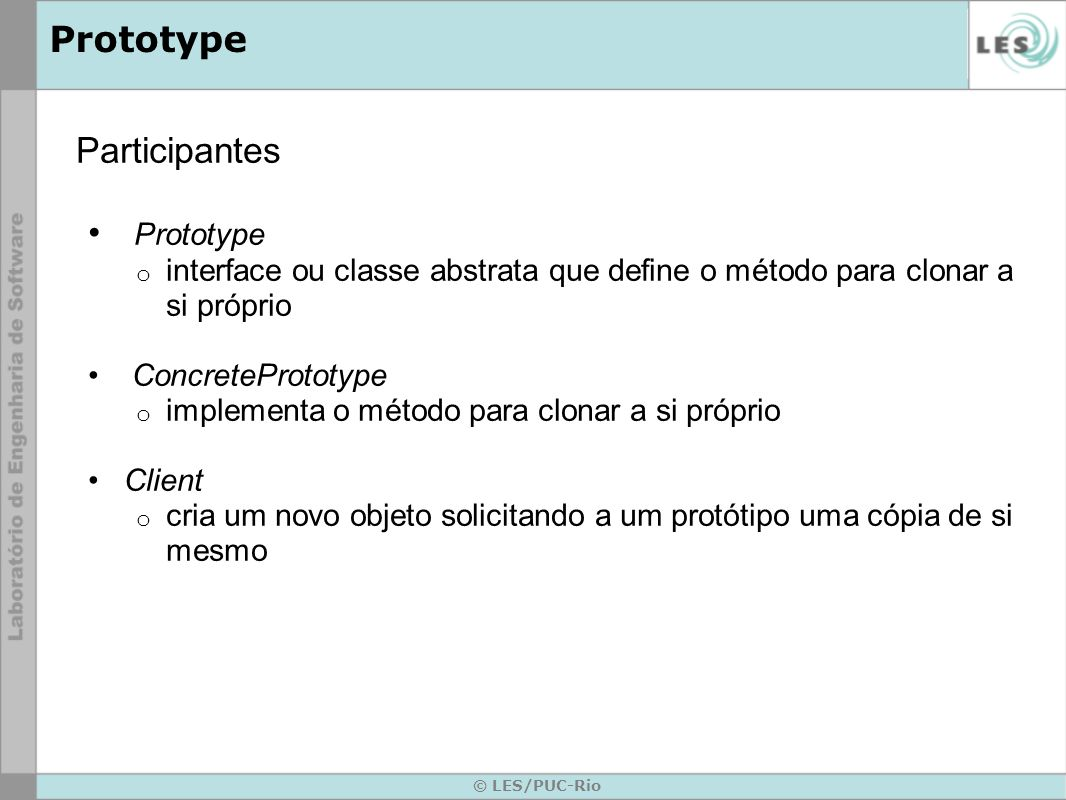 Prototype Participantes Prototype
