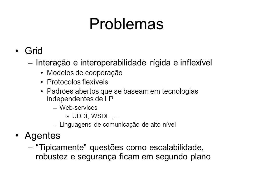 Problemas Grid Agentes