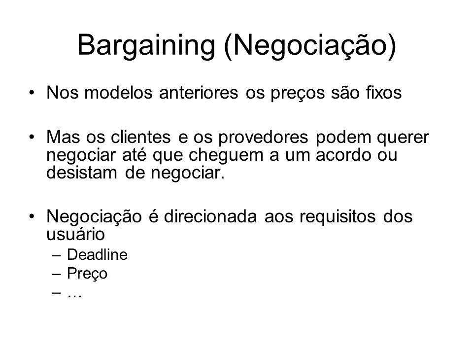 Bargaining (Negociação)