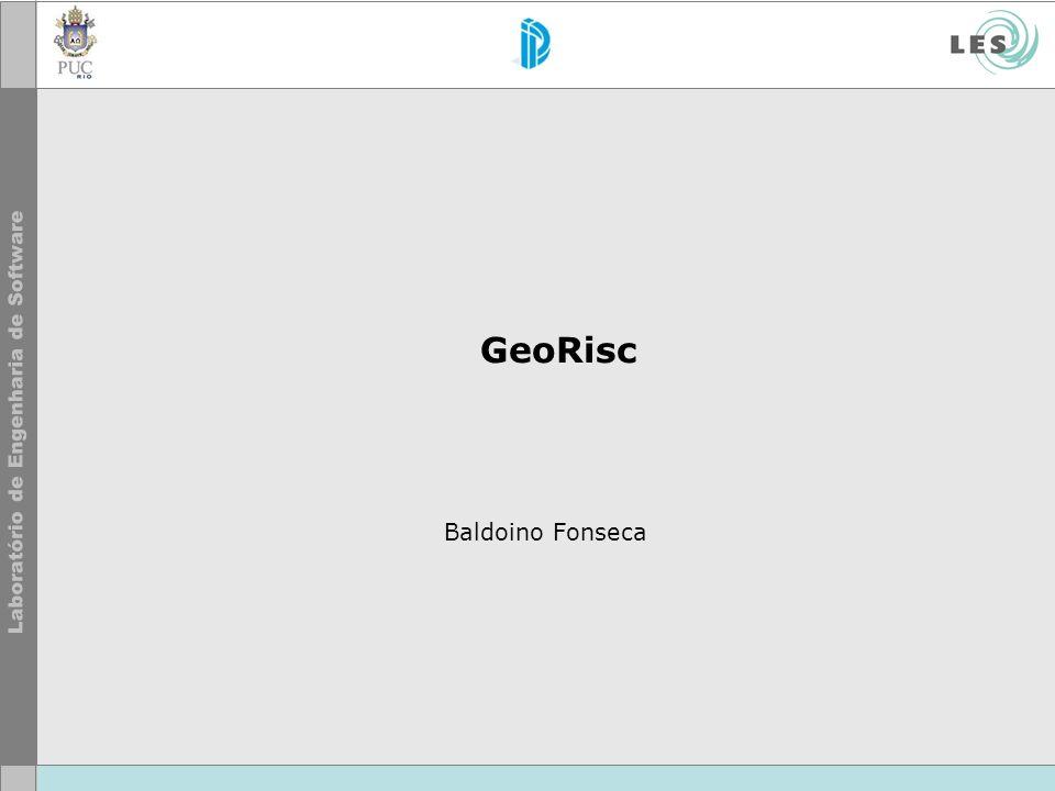 GeoRisc Baldoino Fonseca