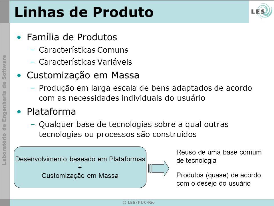 Desenvolvimento baseado em Plataformas