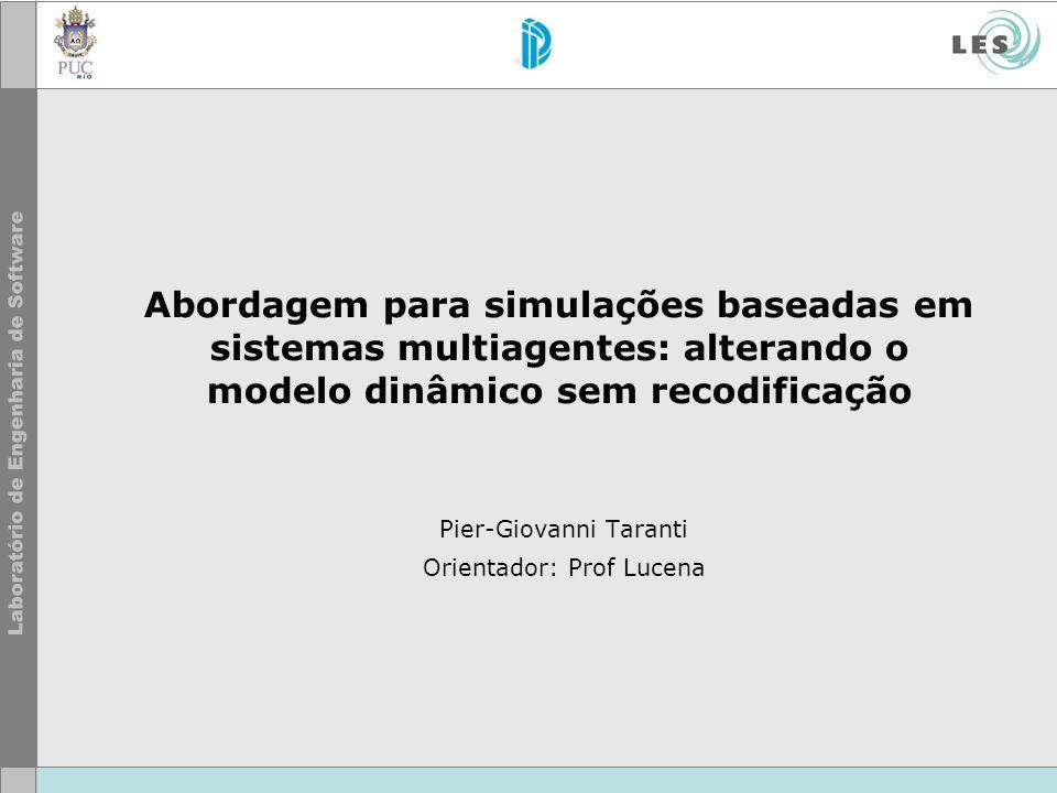 Pier-Giovanni Taranti Orientador: Prof Lucena