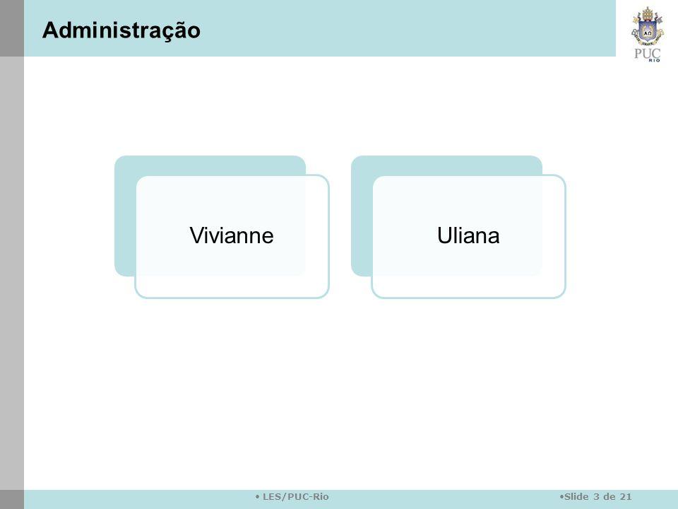 Administração Vivianne Uliana