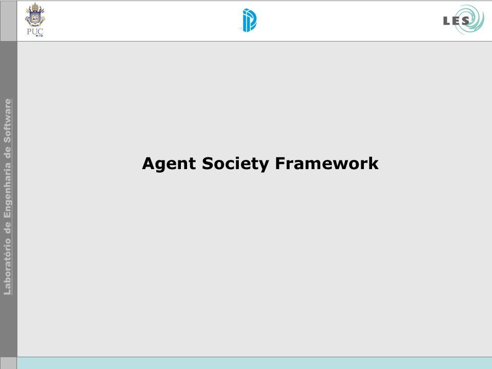 Agent Society Framework