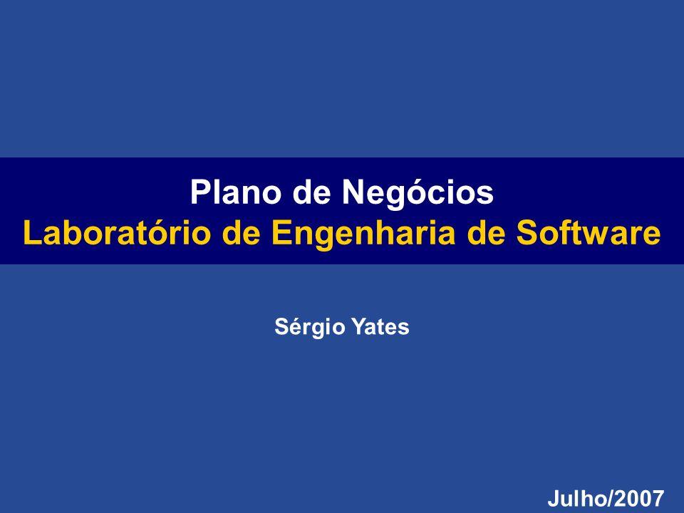 Plano de Negócios Laboratório de Engenharia de Software