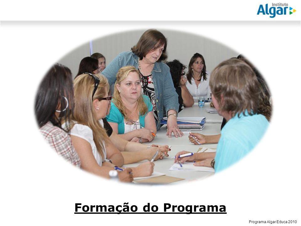 Formação do Programa