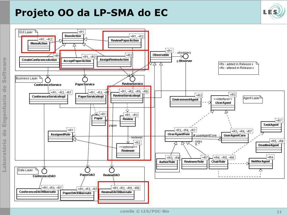 Projeto OO da LP-SMA do EC