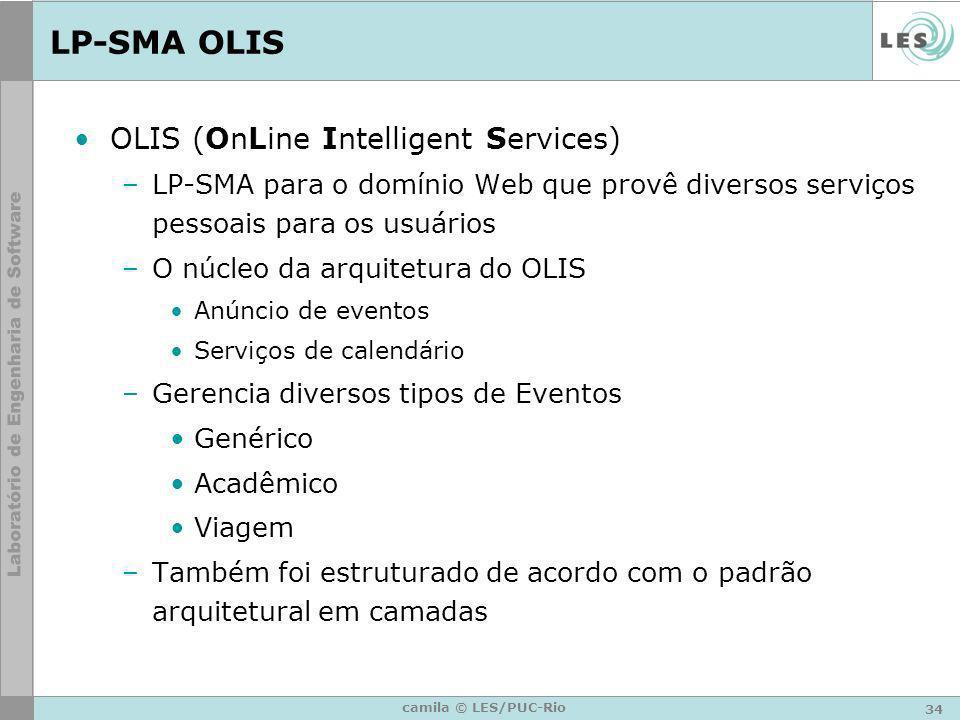 LP-SMA OLIS OLIS (OnLine Intelligent Services)