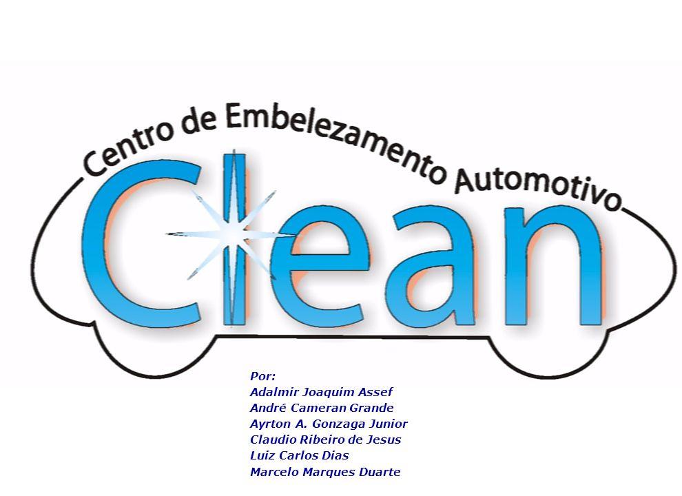 CLEAN Por: Adalmir Joaquim Assef André Cameran Grande