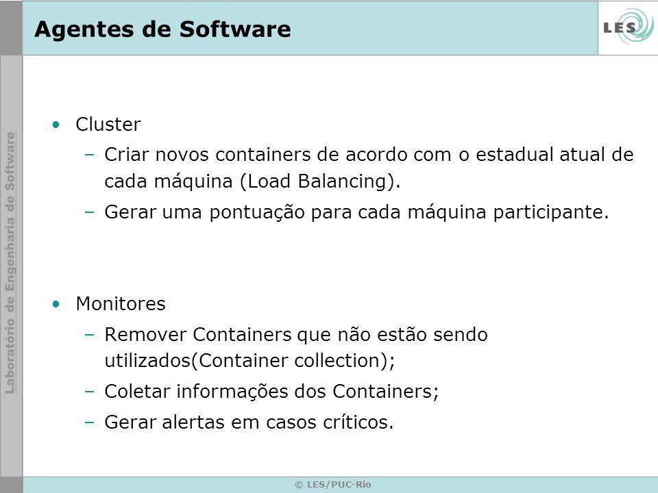 Agentes de Software Cluster