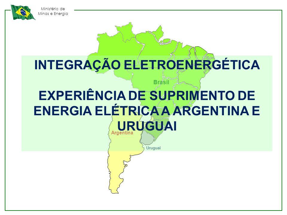 INTEGRAÇÃO ELETROENERGÉTICA