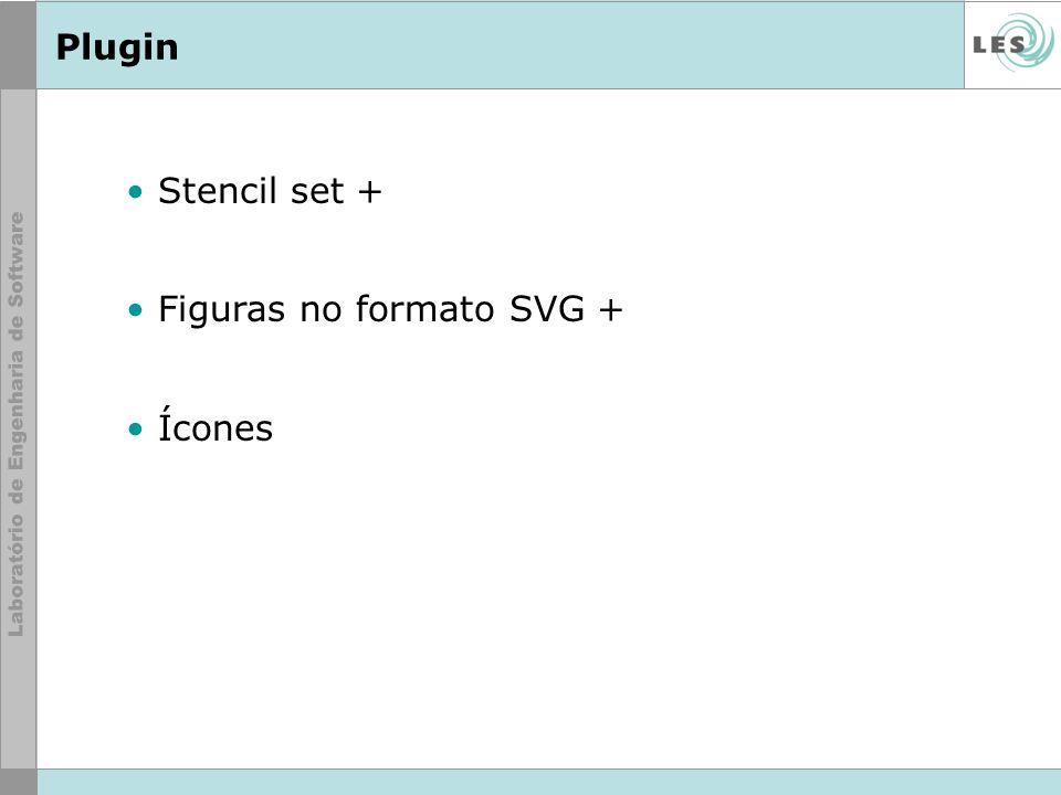 Figuras no formato SVG +