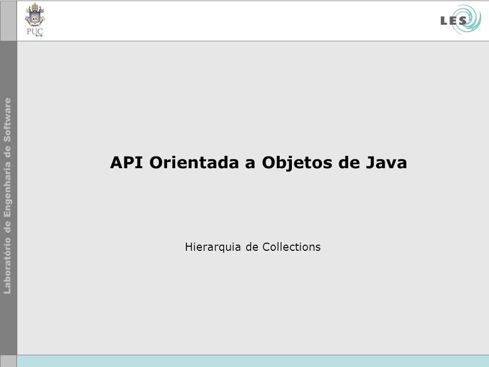 API Orientada a Objetos de Java