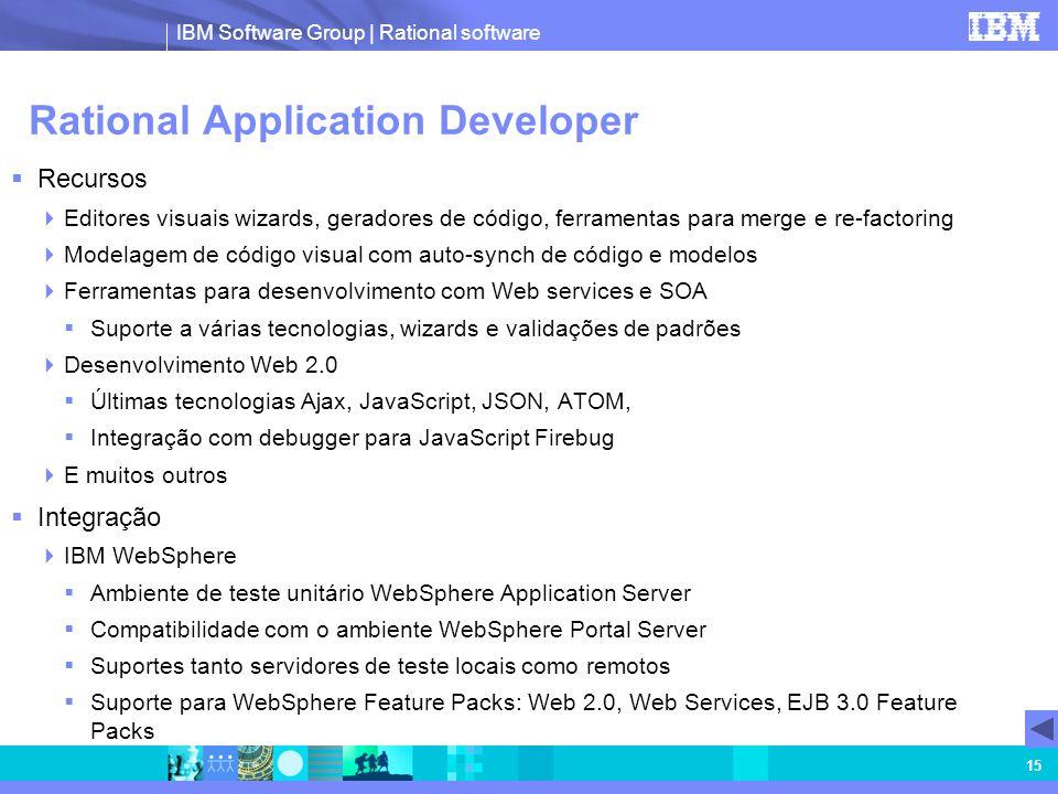 Rational Application Developer