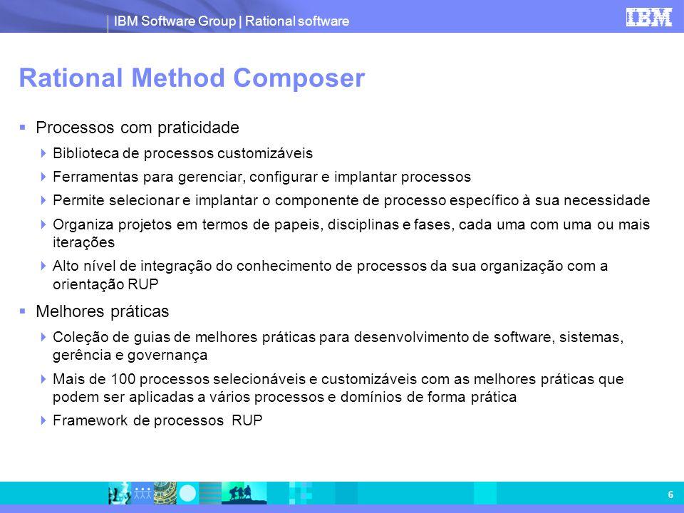 Rational Method Composer