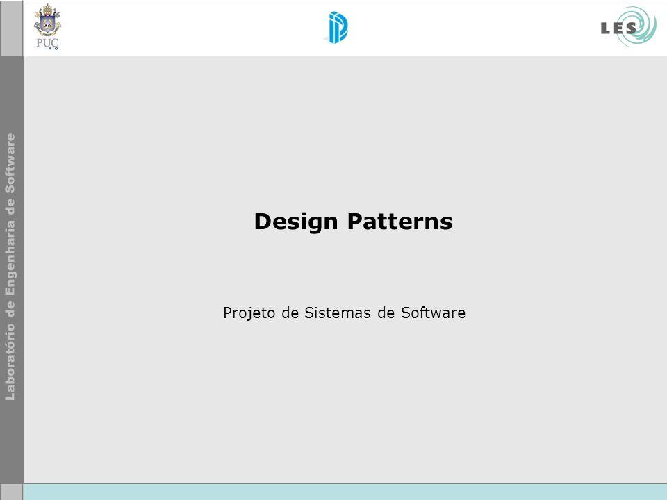 Projeto de Sistemas de Software