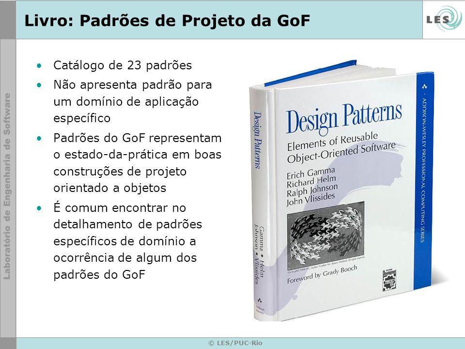Livro: Padrões de Projeto da GoF