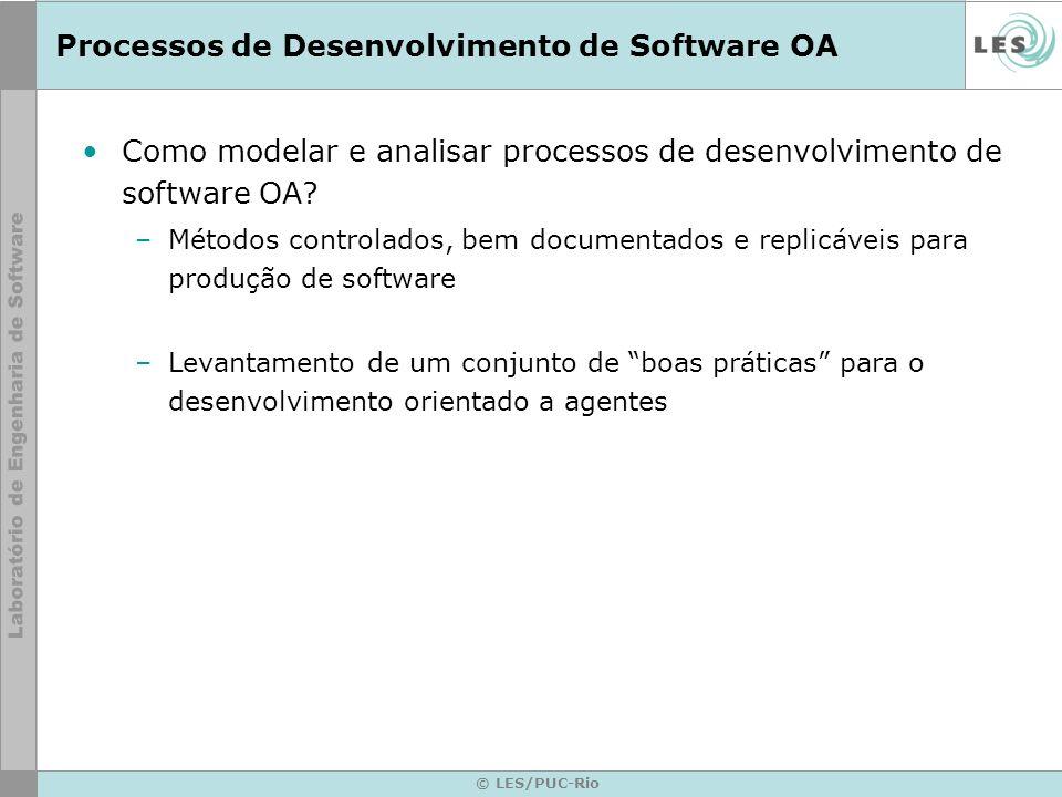 Processos de Desenvolvimento de Software OA