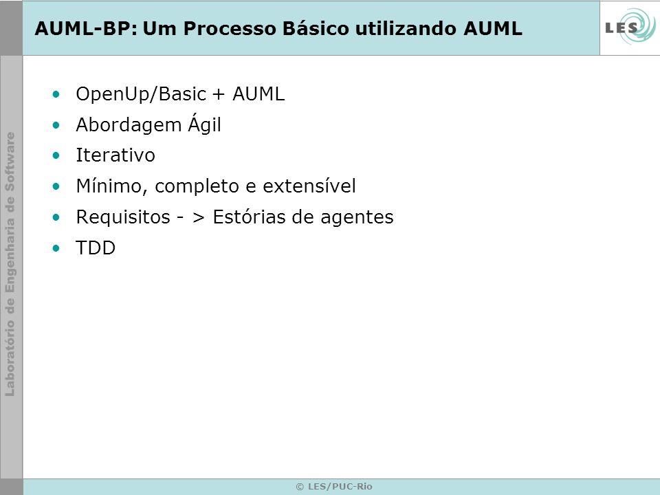 AUML-BP: Um Processo Básico utilizando AUML