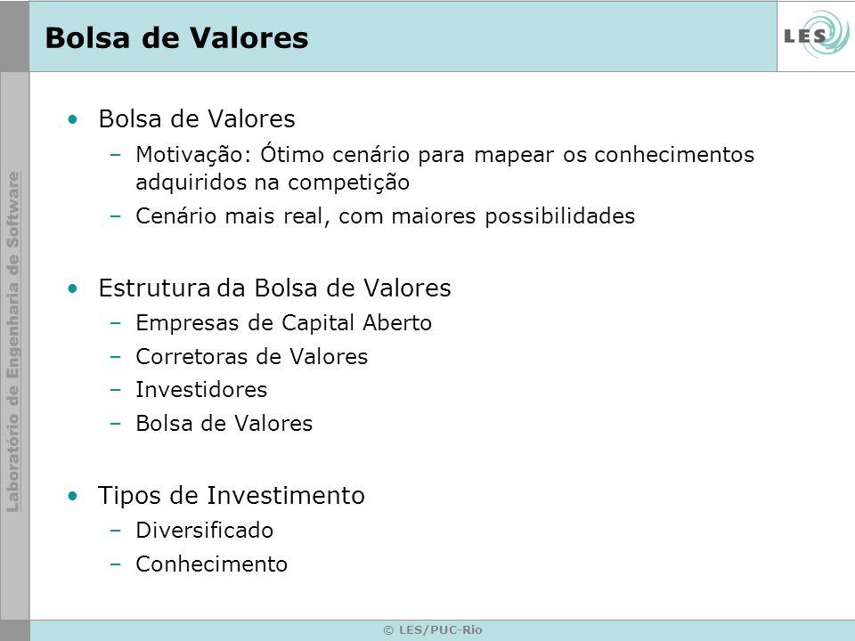 Bolsa de Valores Bolsa de Valores Estrutura da Bolsa de Valores