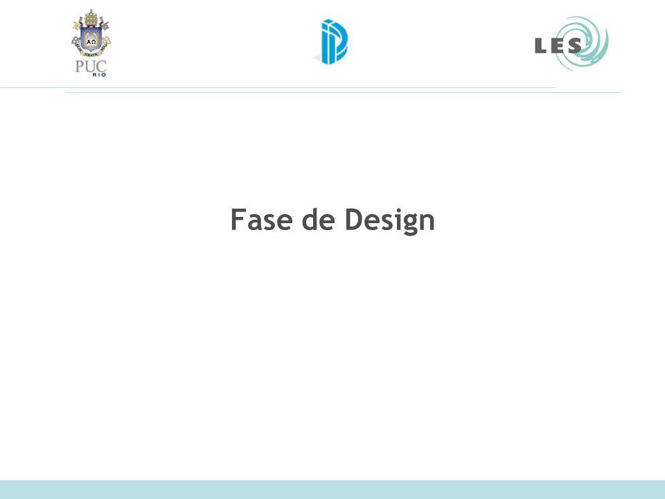 Fase de Design
