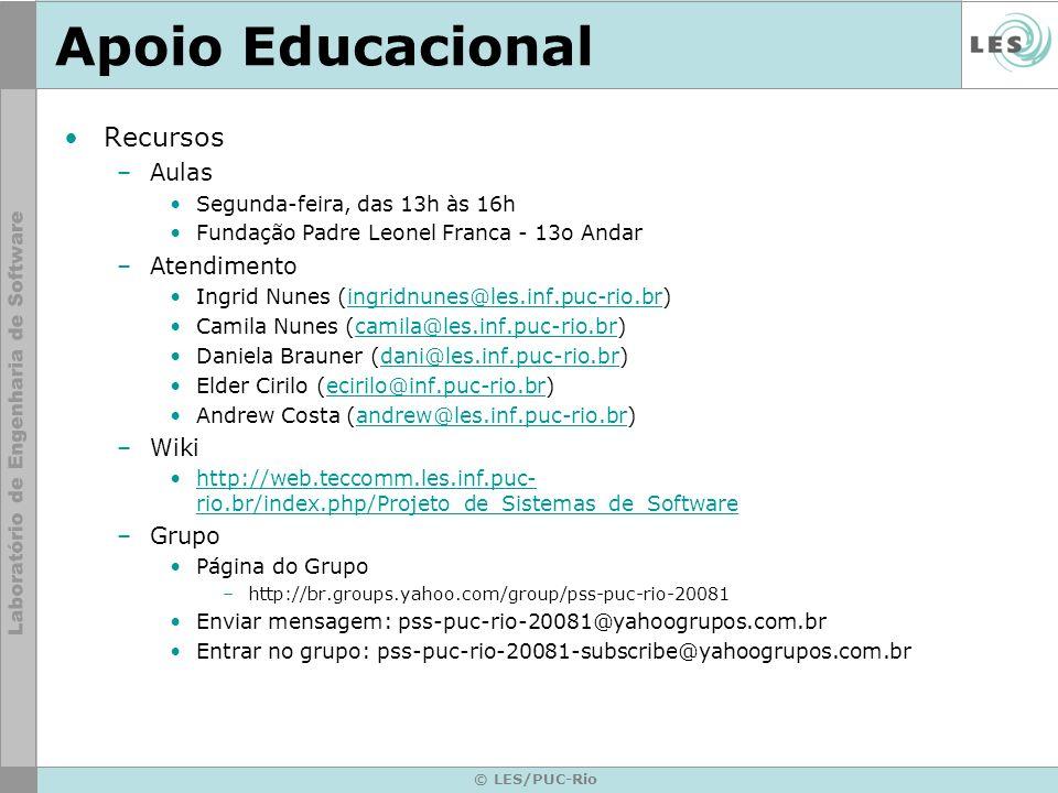 Apoio Educacional Recursos Aulas Atendimento Wiki Grupo