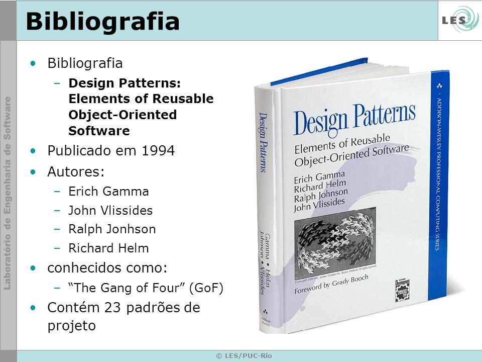 Bibliografia Bibliografia Publicado em 1994 Autores: conhecidos como: