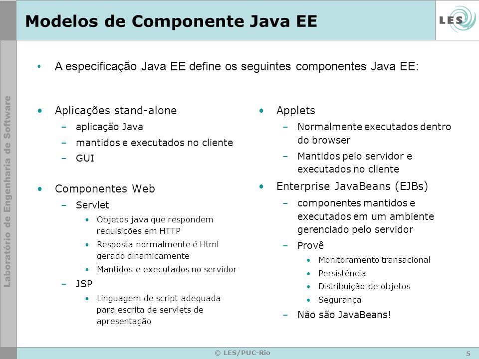 Modelos de Componente Java EE
