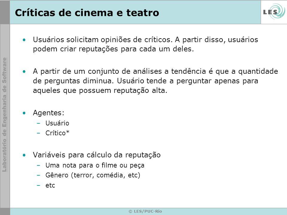 Críticas de cinema e teatro