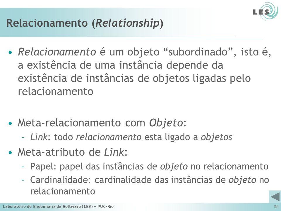 Relacionamento (Relationship)
