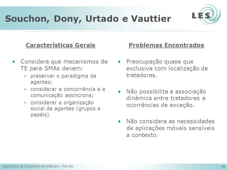 Souchon, Dony, Urtado e Vauttier