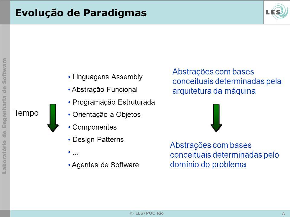 Evolução de Paradigmas
