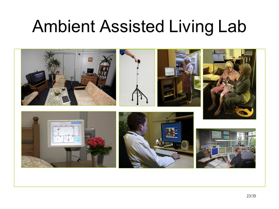 Ambient Assisted Living Lab