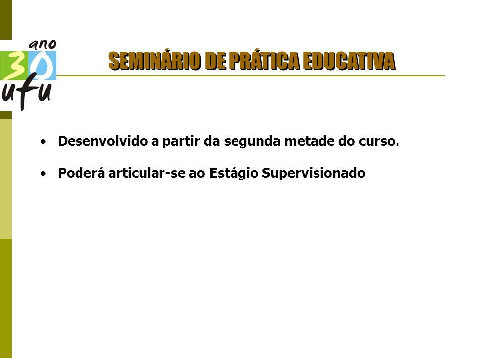 SEMINÁRIO DE PRÁTICA EDUCATIVA