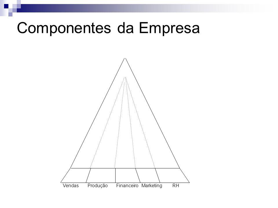 Componentes da Empresa