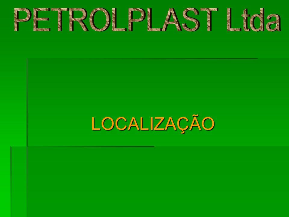 PETROLPLAST Ltda LOCALIZAÇÃO