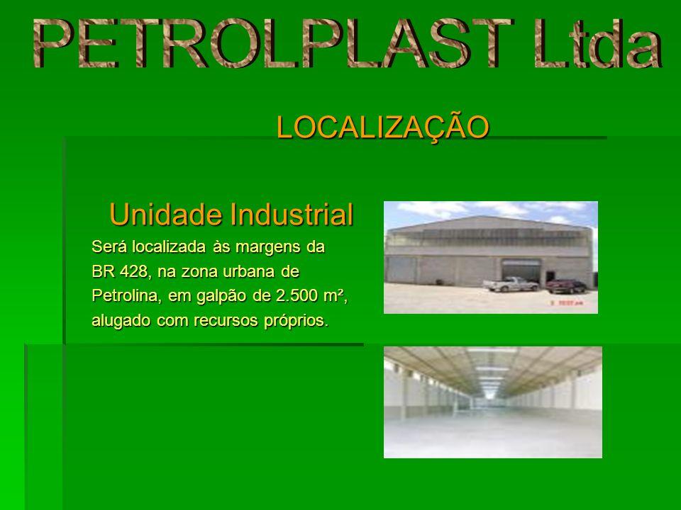 PETROLPLAST Ltda LOCALIZAÇÃO Unidade Industrial
