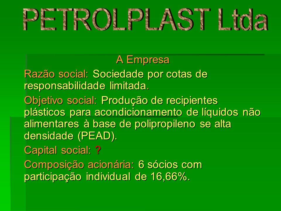 PETROLPLAST Ltda A Empresa