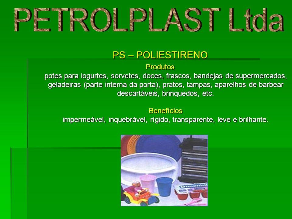 PETROLPLAST Ltda PS – POLIESTIRENO