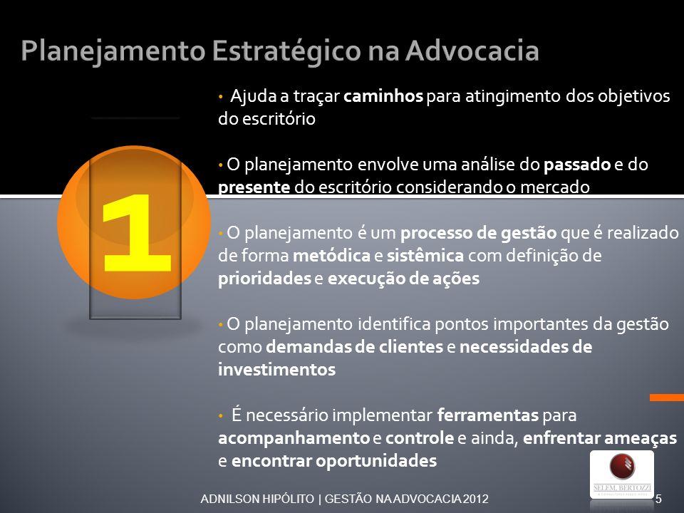 Planejamento Estratégico na Advocacia
