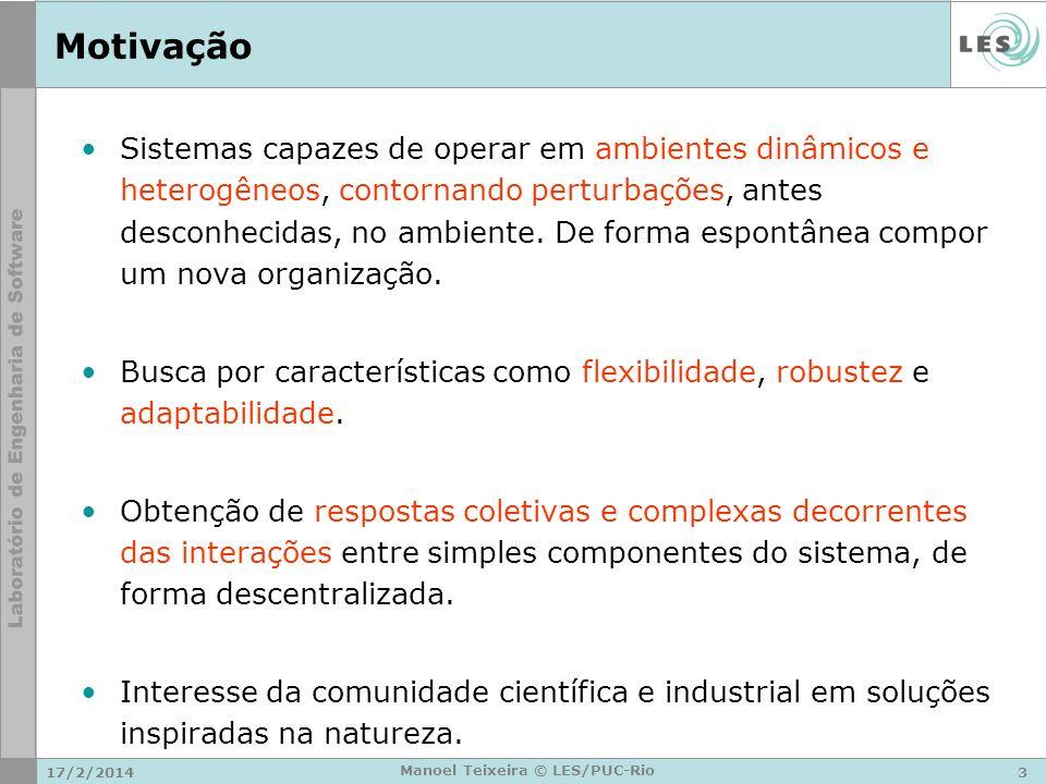 Manoel Teixeira © LES/PUC-Rio