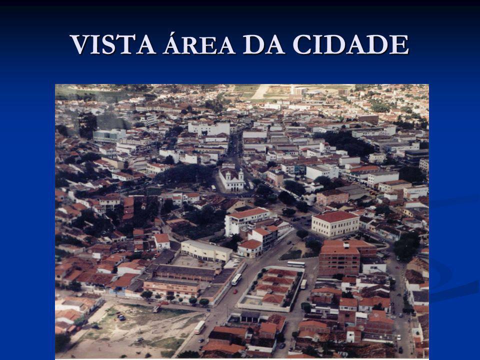 VISTA ÁREA DA CIDADE