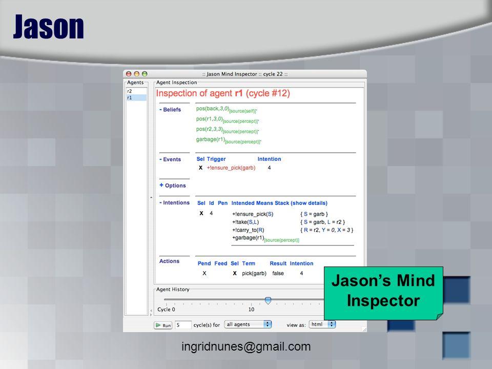Jason's Mind Inspector