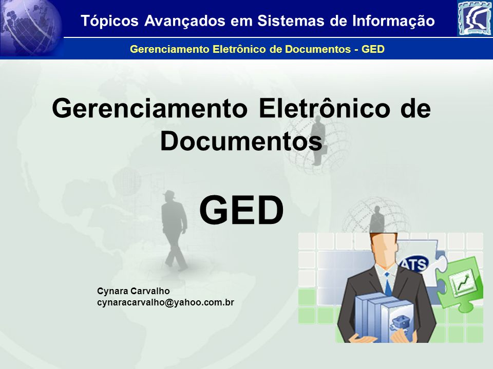 Gerenciamento Eletrônico de Documentos