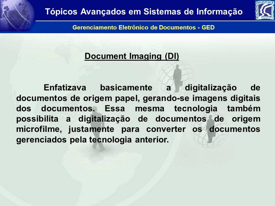 Document Imaging (DI)