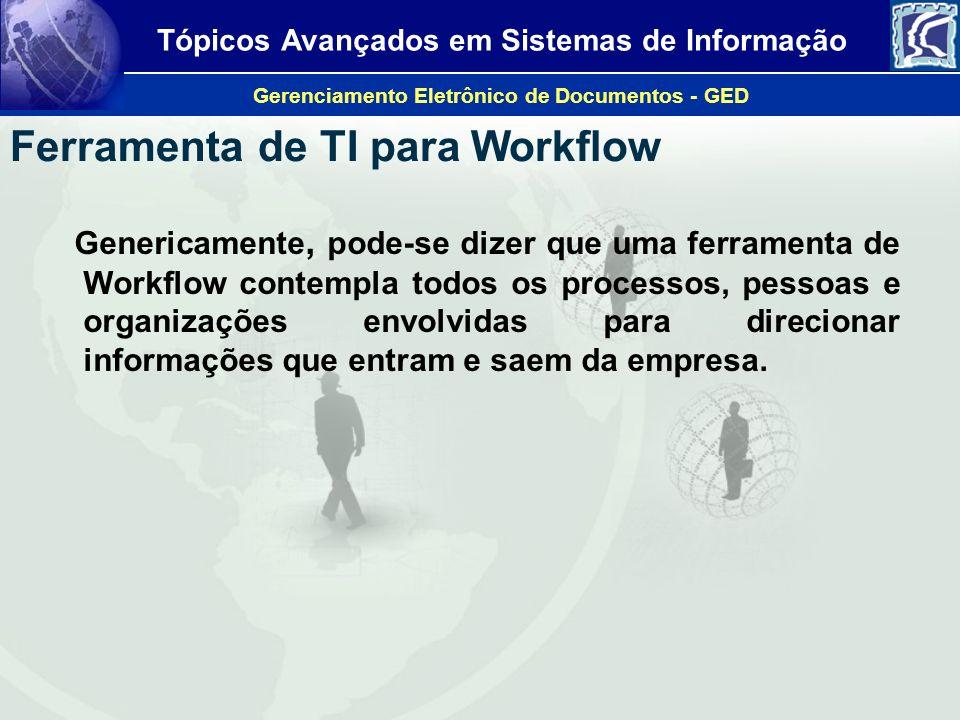 Ferramenta de TI para Workflow